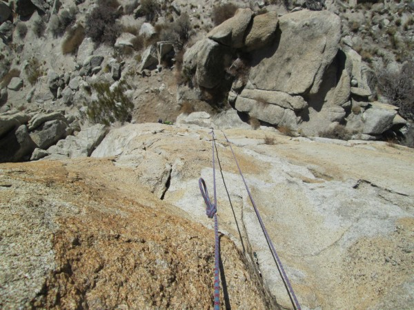 Sunny Delight is perfect for rope solo workouts in the sun.  This phot...
