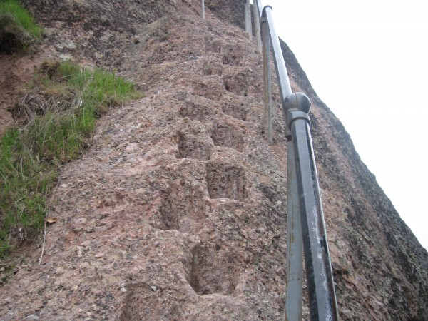 the steep and narrow