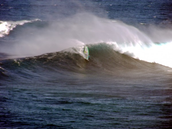 Robbie Swift at Peahi <br/>