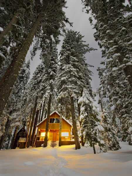 Family cabin in Wilsonia/Kings Canyon