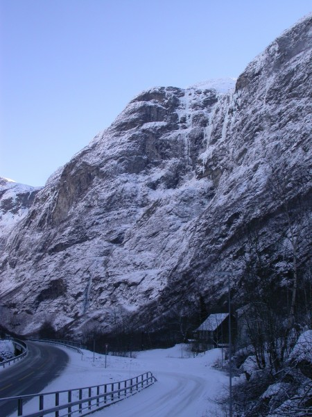 Into the Wild, Gudvangen, Norway (Feb. 2005)