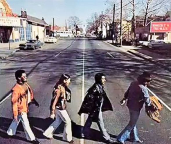 Abbey Road West aka McCelmore Ave