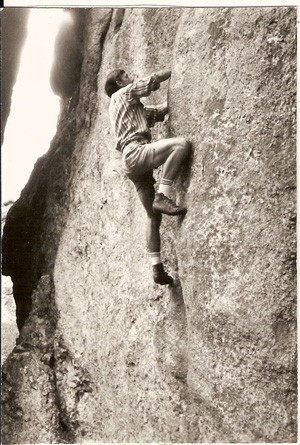 Flying Buttress, Needles 1967