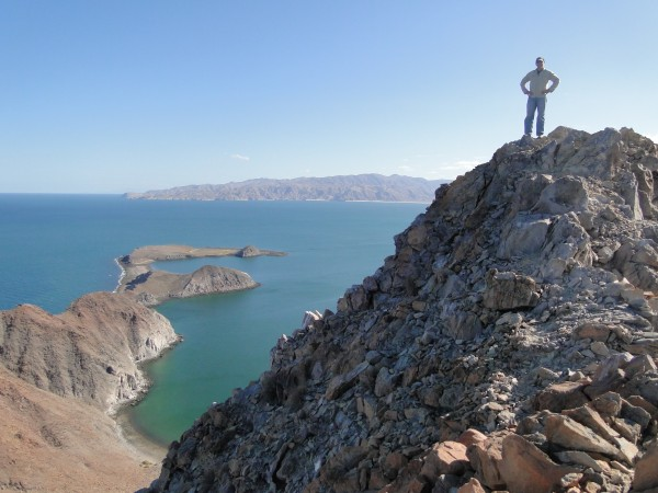 Sea of Cortez from Willard