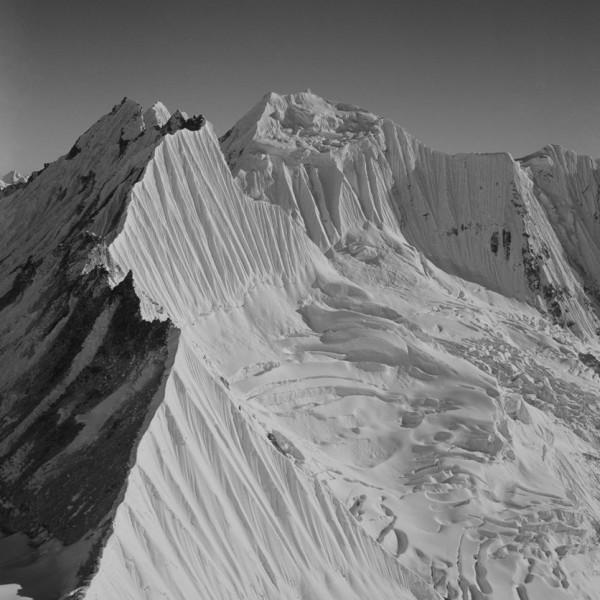 Peaks near Ama Dablam