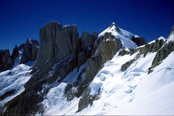 A pretty big Patagonian stone.