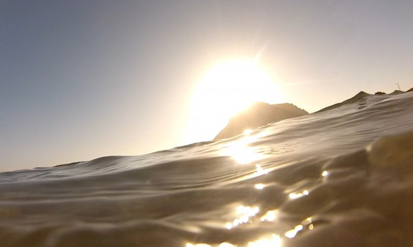 frame freeze from my GoPro