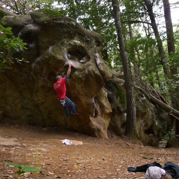 Mike Arechiga on, The Rug Head V1.