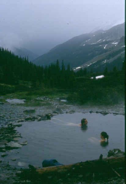 Conundrum Hot Springs
