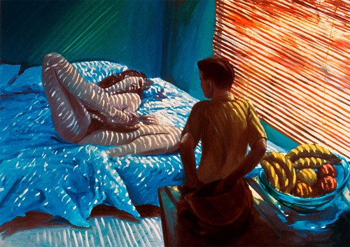 Eric Fischl Bad Boy