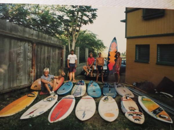 Paukakaulos crew, Maui