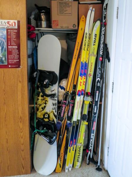 board, randonee, skate, tele, xc