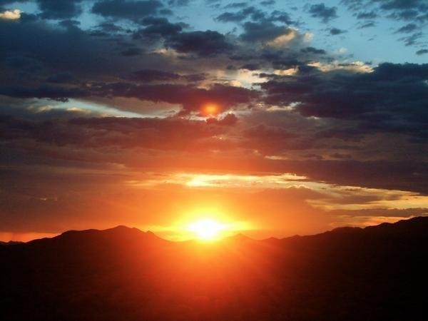 Gatespass Sunset