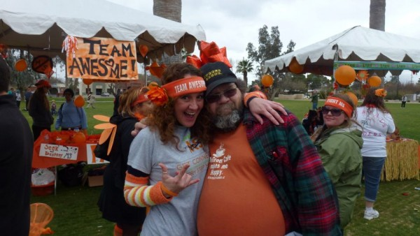 Grubbs and I <br/>