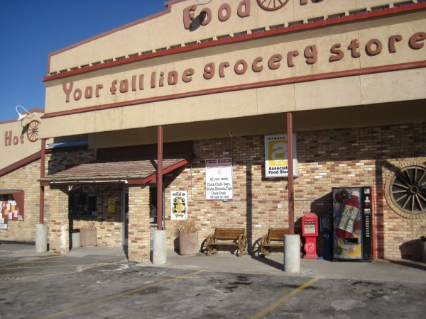 Orangeville convenience story and deli - groceries, fishing tackle, hu...