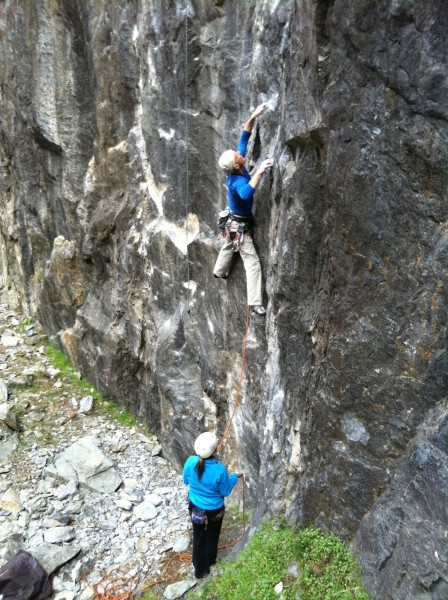Aidan on Release the Lions .11c, Twin Towers.