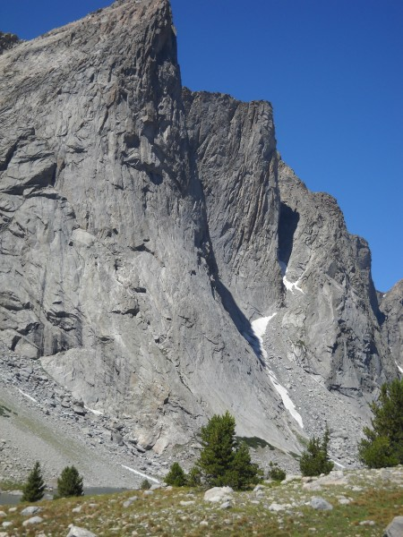Ambush Peak, Wind Rivers.