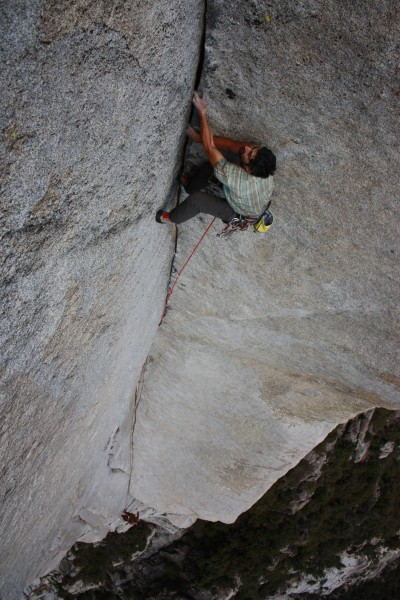 Shaun Reed on Astro-Gil P4, Tehipite Dome