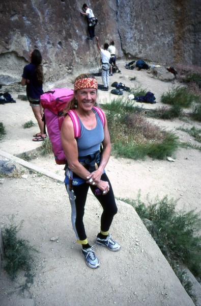 Age 64. Smith Rock.