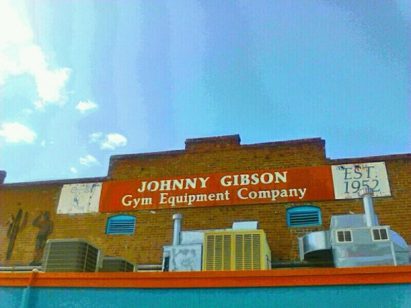 Beowulf Alley Theatre Co. sits in the original Johnny Gibson building ...