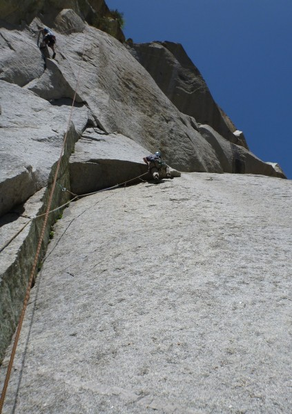 Perhaps (5.7), Little Cottonwood Canyon, Utah