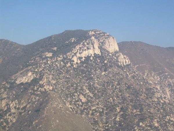 Bald Eagle Peak