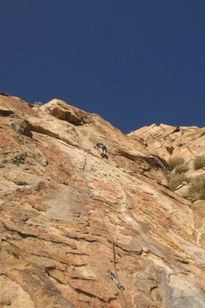 Darkmagus on pitch 2 of &quot;Leonids&quot;, El Cajon Mountain.