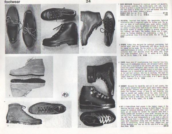 1967/68 Ski Hut Catalog