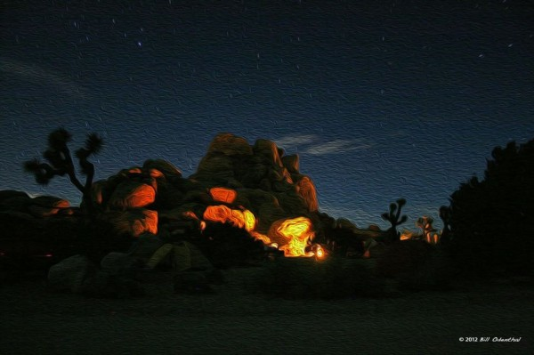 Ryan Campground, Joshua Tree