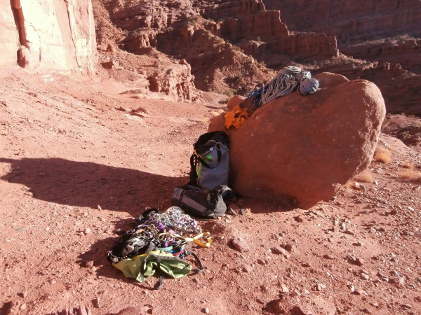 Stuff at the base of Sundevil