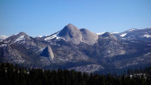 Mt Starr King 3/23/13