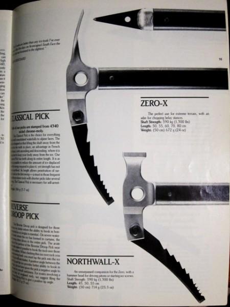 Chouinard 1984