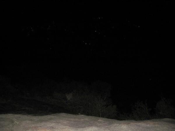 the vally in the dark!