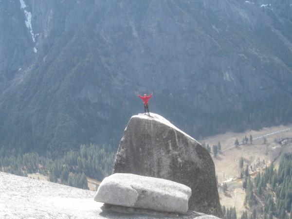 coolest summite yet!
