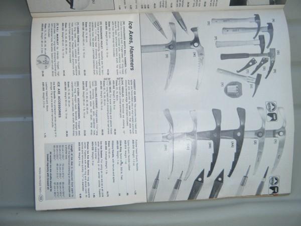 1978 REI catalog