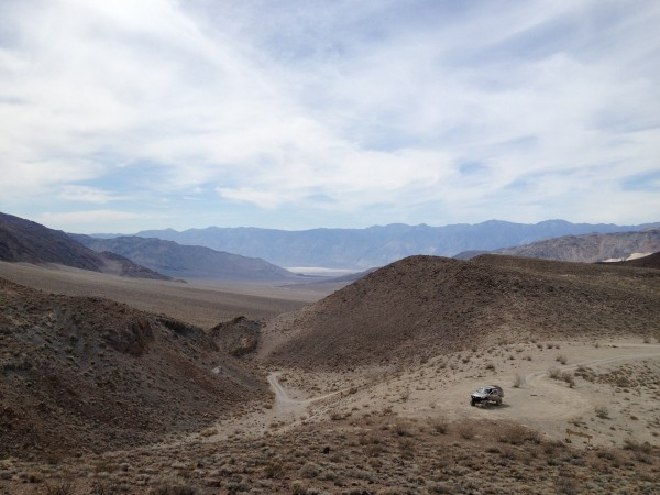 Taken from Steele Pass lookin into the Saline