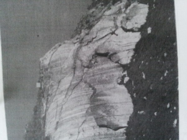 L-R: Balch Flake, Three Pillars & (The Blob?)