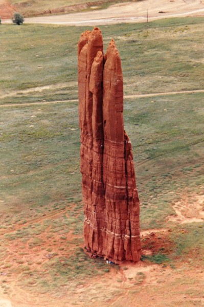 A NM spire, although many would claim it belongs elsewhere. Squire Cam...