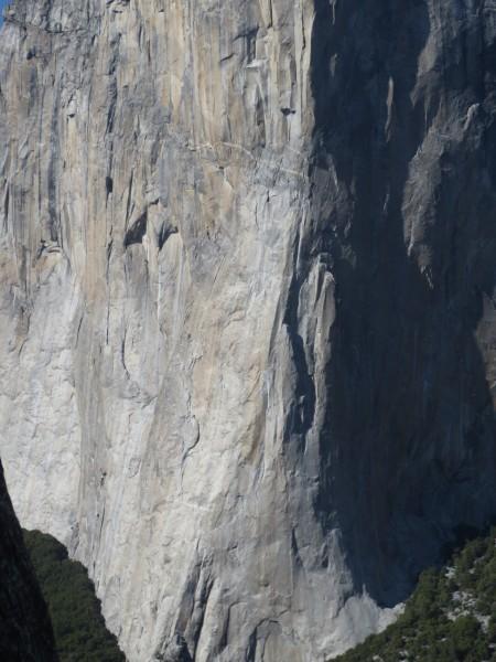 Dolt and El Cap tower..