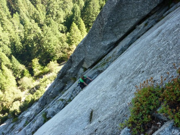 Following last pitch, Monday Morning Slab, right side