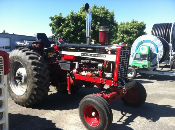 Owned and displayed by Farmers Tractor in Lynden WA