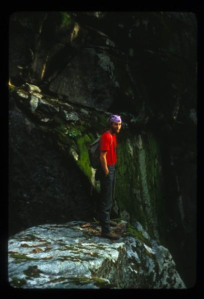 Tenaya Canyon Excursion