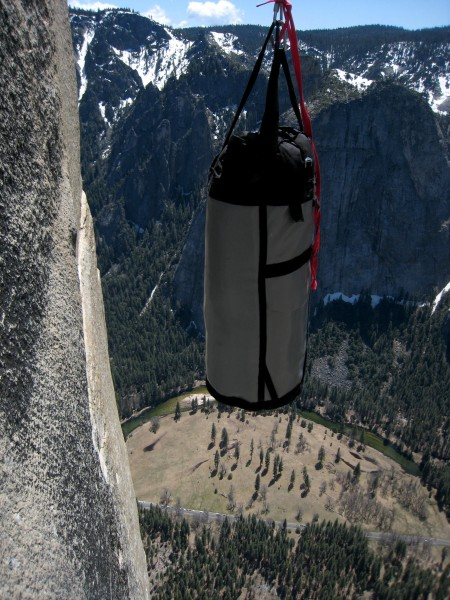 El Cap Meadow Getting Small