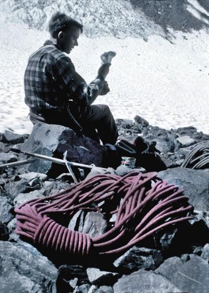 Sacherer-Dana Glacier early 60s