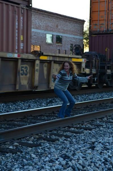 surfin' the rails <br/>  <br/>  <br/> Tucson, Arizona
