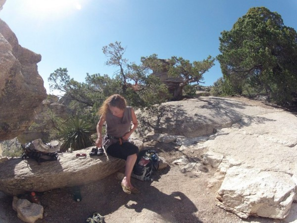 Mt. Lemmon <br/>  <br/> Photo by SP
