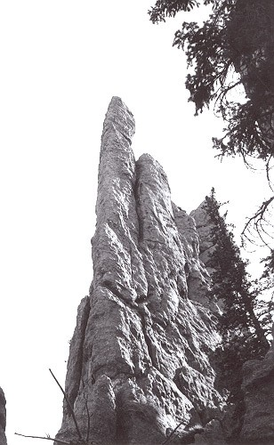 El Mokanna, Black Hills Needles