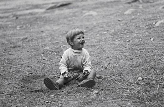 MisterE in Yosemite 1966