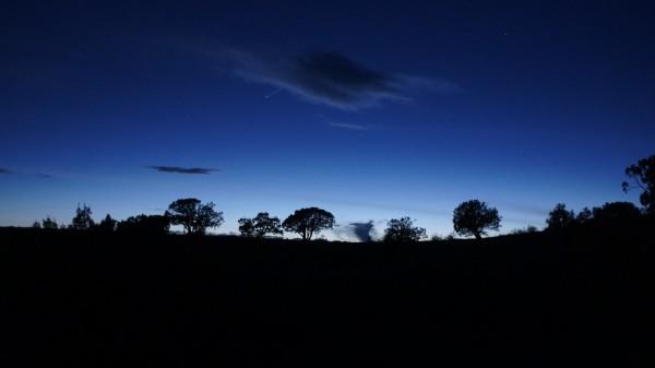Evening skyline, Fruita, Co.