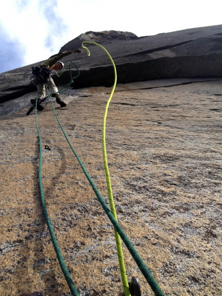 BriHam89 gettin ropes untwisty on Lurking Fear with Micro and Macronut